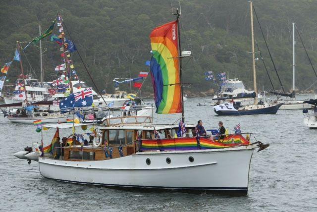 Harbour Parade Credit; David Clare
