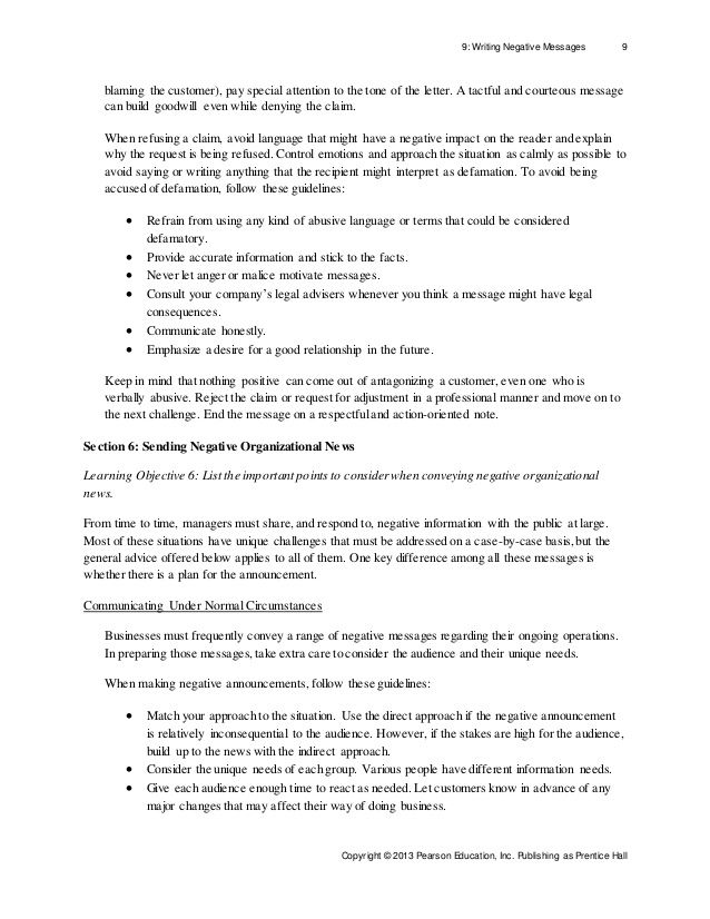 claim letter refusal incident report template memo rejection - refusal letter