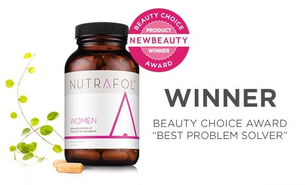 Best Hair Growth Supplements For Women from NUTRAFOL that go beyond vitamins and minerals for hair loss. Natural nutraceutical Ingredients backed by science and proven to be the best supplements for women's faster hair growth.