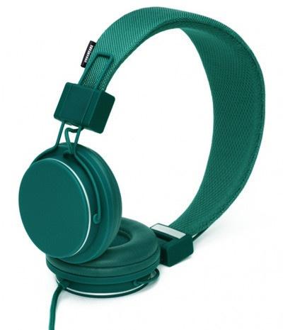 Urbanears Plattan Headphones, in teal!