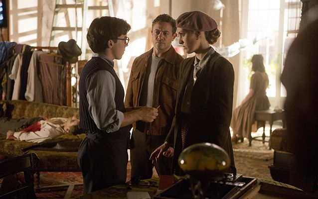 X Company is an emotionally-driven character drama, set in the thrilling and dangerous world of WWII espionage and covert operations.