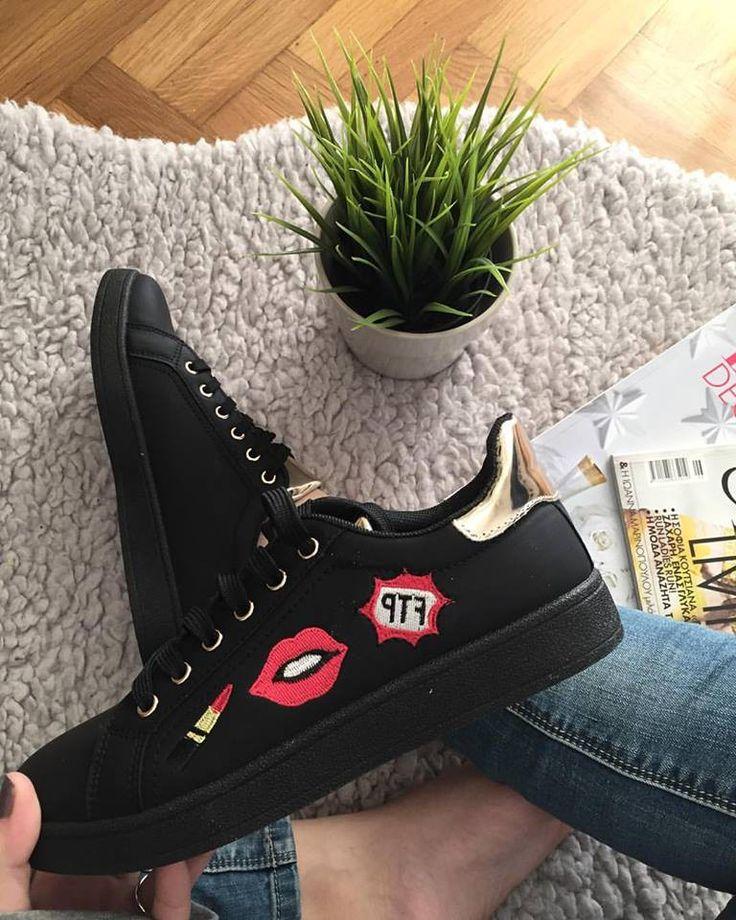 Shelby sneaker, μαύρο | Για αγορά πατήστε πάνω στην εικόνα