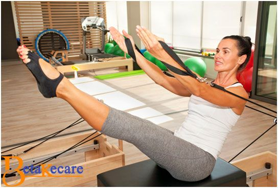 Pilates Machines- The Advantages Of Doing Pilates For Pain Relief