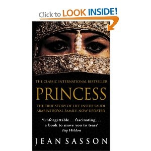 Princess, by Jean Sasson