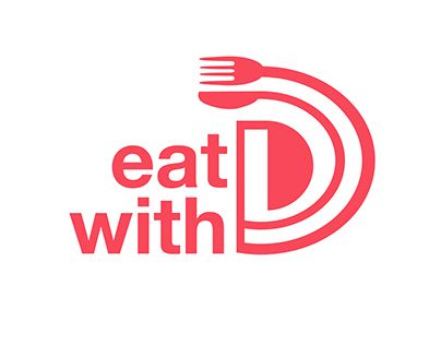 """Check out new work on my @Behance portfolio: """"eat with d"""" http://be.net/gallery/35516119/eat-with-d"""