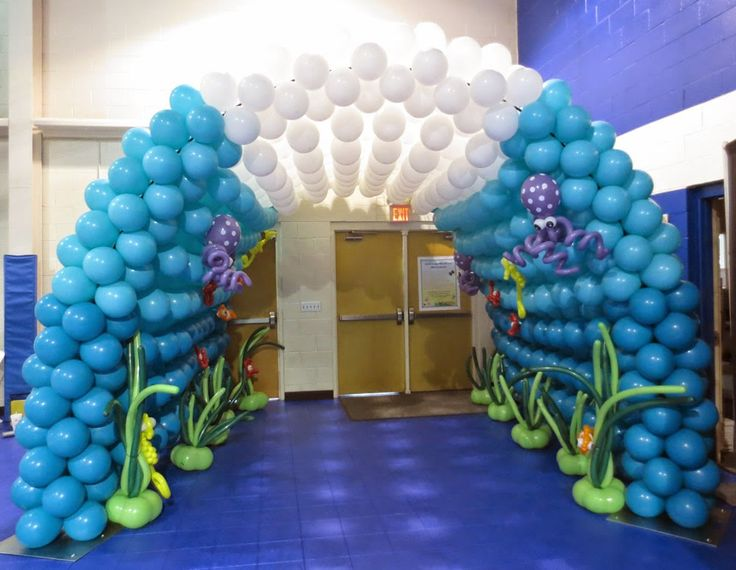 473 best images about underwater under the sea party ideas for How can prom venues be decorated