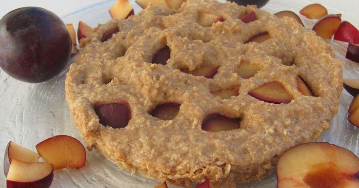 Size Zero Rezept Pflaumen Quark Kuchen Woche 1+2 • Mamizauber