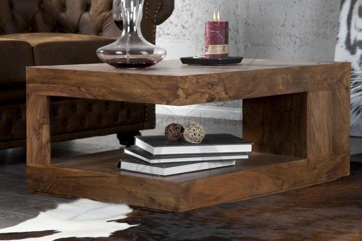 Luxury table MAKASSAR BIG II