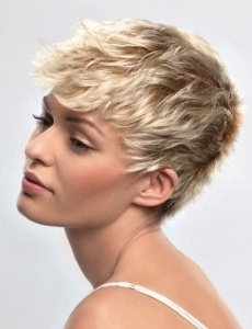 Cool Fall Pixie Haircuts