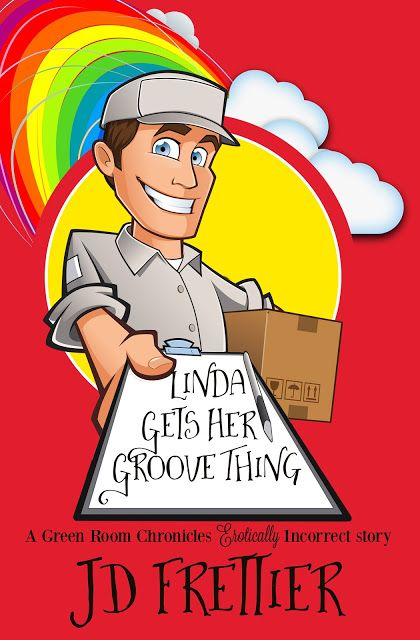 Check out the erotic paranormal romantic comedy Linda Gets Her Groove Thing by JD Frettier & Giveaway                                         http://padmeslibrary.blogspot.com/2017/05/linda-gets-her-groove-thing-by-jd.html