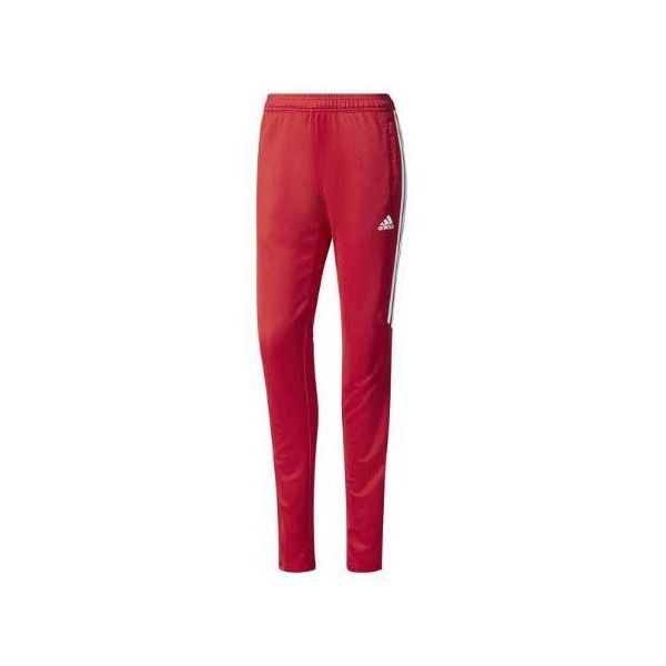 adidas Tiro 17 Womens Training Pant (145 BRL) ❤ liked on Polyvore featuring activewear, activewear pants, adidas sportswear, adidas and adidas activewear