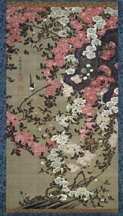 Ito JakuchuJapanese Art, Itō Jakuchū, Imperial Collection, Small Birds, Japan Painting, Japan Art, Colors Realm, Ito Jakuchu, National Gallery