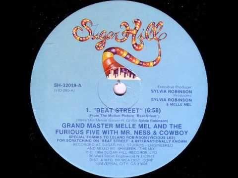 Grandmaster Melle Mel & The Furious Five - Beat Street