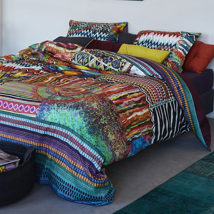Discover the Essenza Winnie Duvet Set - Single at Amara Love this style. Around $166 (shipping included). https://www.amara.com/products/winnie-duvet-set-double