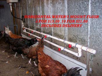 Best 25 Chicken Watering System Ideas On Pinterest