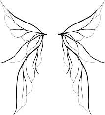 Image result for fairy wing drawing
