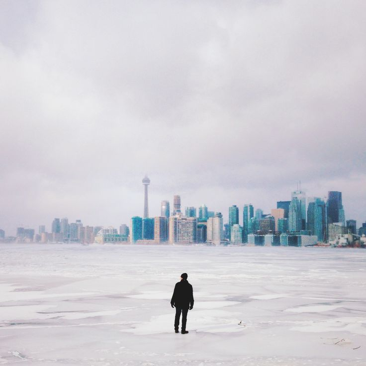 """""""I loved connecting with Toronto Instagrammers, this is @coomeshot, he likes this skyline and so do I"""" - by Alex Strohl"""