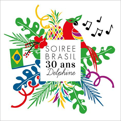Connu 60 best Carte invitation anniversaire images on Pinterest  ZB32