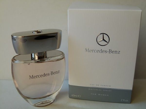 infarbe: Das neue Mercedes-Benz Damen Parfüm - ich habe es getestet