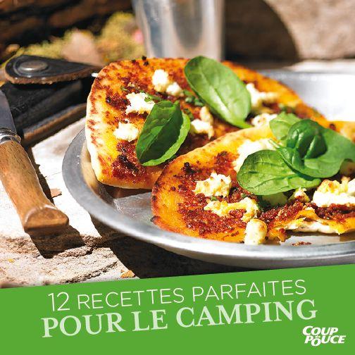 12 #recettes parfaites pour le #camping