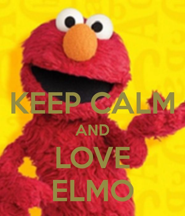 "1000 Sesame Street Quotes On Pinterest: 1000+ Images About ""I Love Elmo"" On Pinterest"