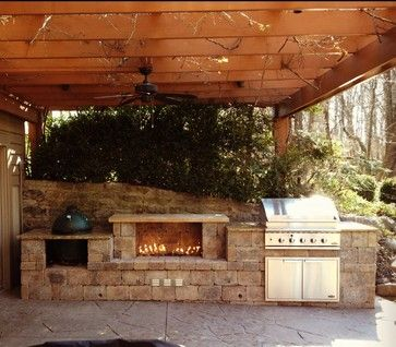 Big Green Egg Design Ideas, Pictures, Remodel, and Decor - page 2
