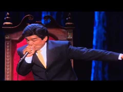 George Lopez Why You Crying - YouTube