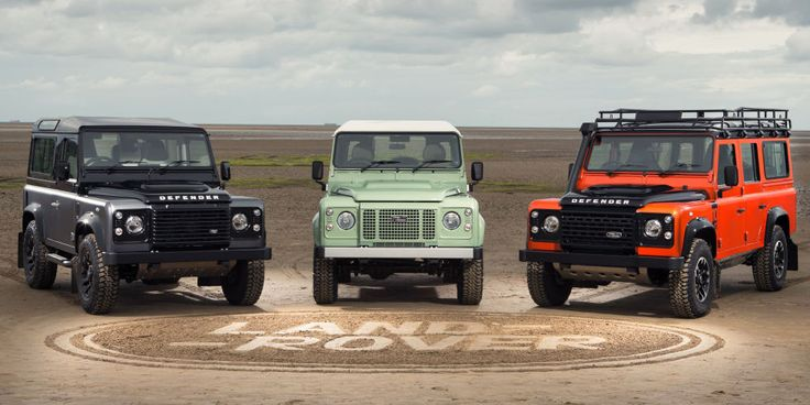 Land Rover has finally ceased production of the iconic Defender. More than two million units of the iconic off-roader were produced over the last 68 years.