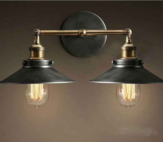 Iluminación Vintage
