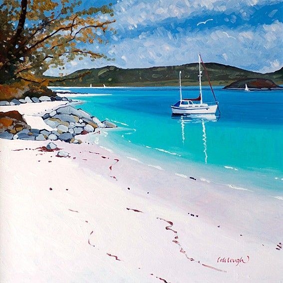 Art Prints Gallery - Tranquil Moment (Limited Edition), £165.00 (http://www.artprintsgallery.co.uk/Frank-Colclough/Tranquil-Moment-Limited-Edition.html)