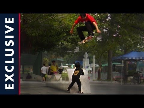 Sheckler Sessions - Plan B China Trip Part 3 - Episode 14