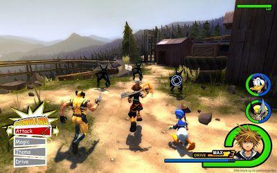 Ya hemos visto Kingdom Hearts 3 en juego para Ps4 y Xbox One    Este es el primer vídeo que hemos podido ver del nuevo lanzamiento de la sag...