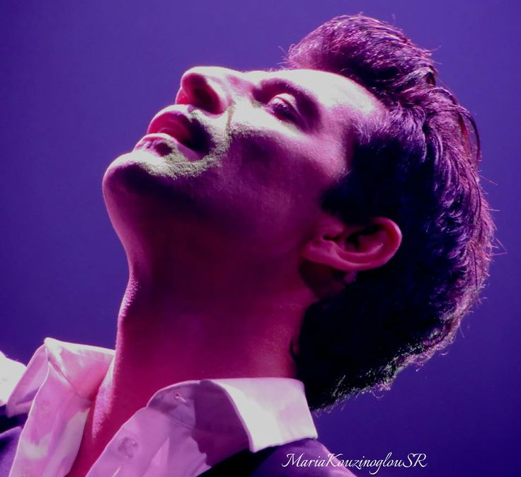 My Original Photo of Sakis Rouvas