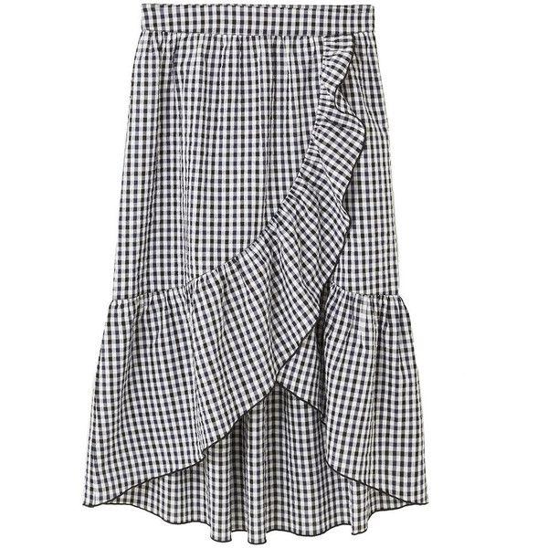 wrap around skirt instructions