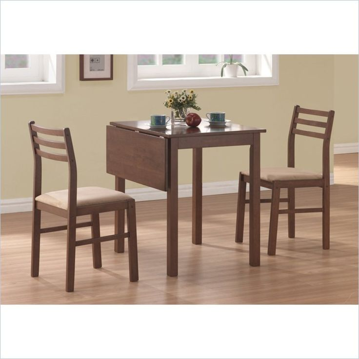 Best 25 3 Piece Dining Set Ideas On Pinterest  Counter Height Best Three Piece Dining Room Set Inspiration