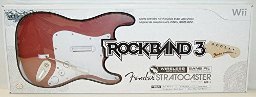 Mad Catz Rock Band 3 Wii/Wii-U Wireless Fender Stratocaster Guitar RED   // Look the price and customers reviews: http://ibestgadgets.com/product/mad-catz-rock-band-3-wiiwii-u-wireless-fender-stratocaster-guitar-red/   #gadgets #electronics #digital #mobile