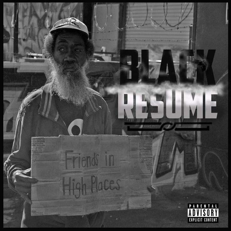 Black Resume  - san diego resume