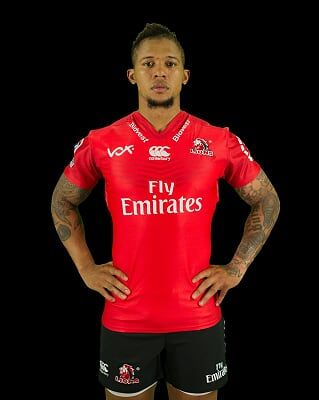 Elton Jantjies Elton plays flyhalf (number 10) and he is usually the player which kicks for posts. #Lions4Life #EmiratesLions #BeThere #LeyaTheLions#Liontainment #MyLionsMoment