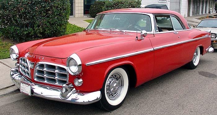 1955 Chrysler C 300 Two Door Hardtop