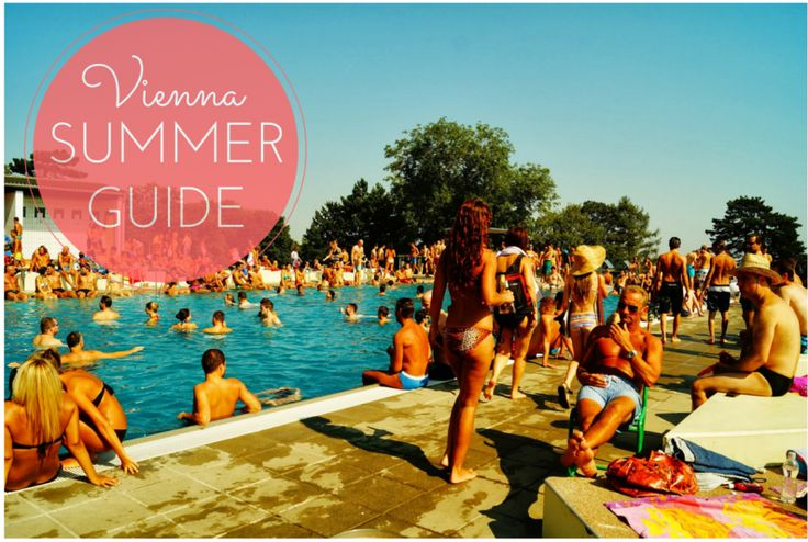 Vienna Summer Guide - The 5 Best Summer Bars in Vienna, and the one bar you should avoid. Find out where is hot this summer in Vienna (puns always intended)