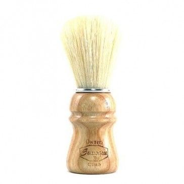 The shaving brush Soc Owners Club Bristle, cable ash tree, brand Semogue