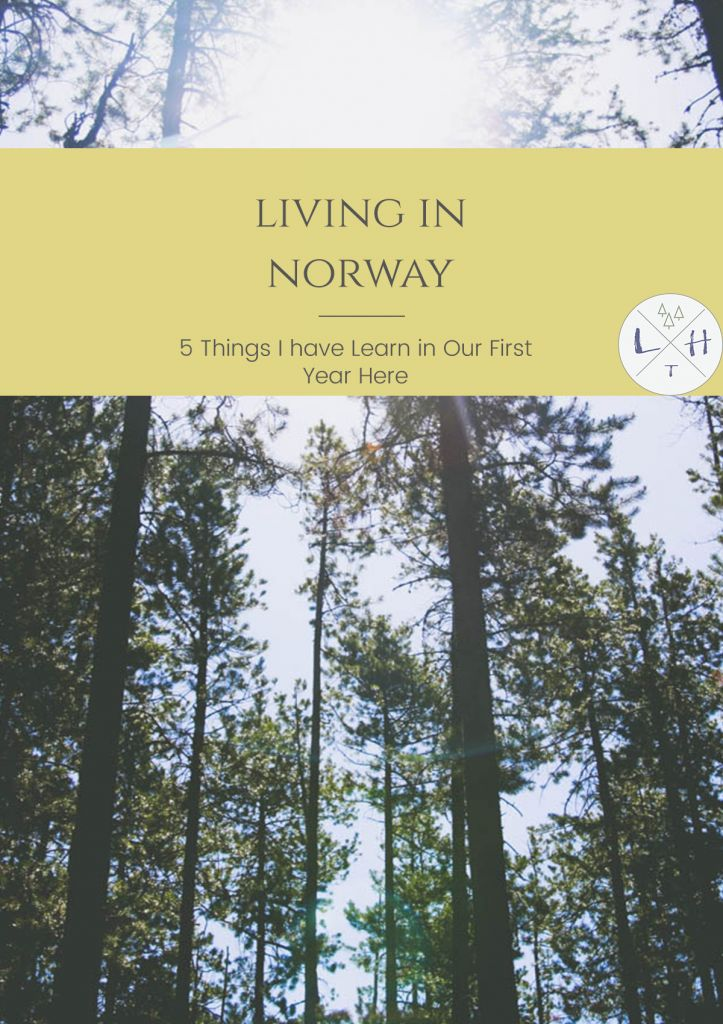 Each country in the world has their pros and cons and Norway isn't without its faults but overall for our family moving here has been the best decision. via @lavenderhytta