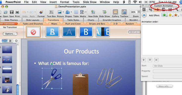 Como editar uma apresentação de slides do PowerPoint. O Microsoft PowerPoint é parte da biblioteca de programas do Microsoft Office Suite e é usado para criar apresentações de slides. Para editar uma apresentação, ela deve estar em formato PowerPoint (.pptx ou .ppt). Por exemplo, uma apresentação que foi convertida para um filme Quicktime, e agora está em formato MOV, não pode ser editada no ...