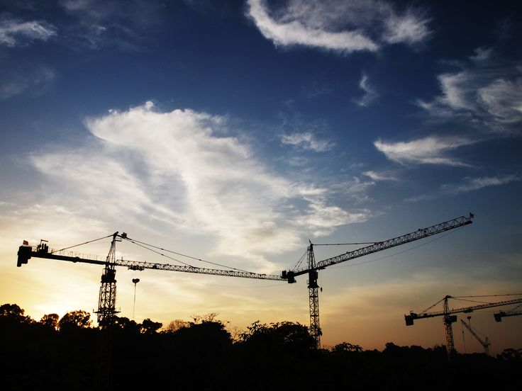 Constructions photography