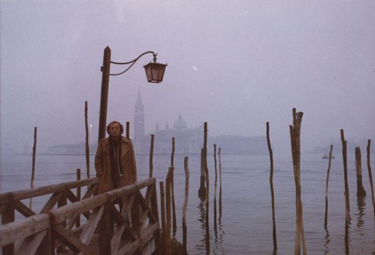 J. Brodsky a Venezia