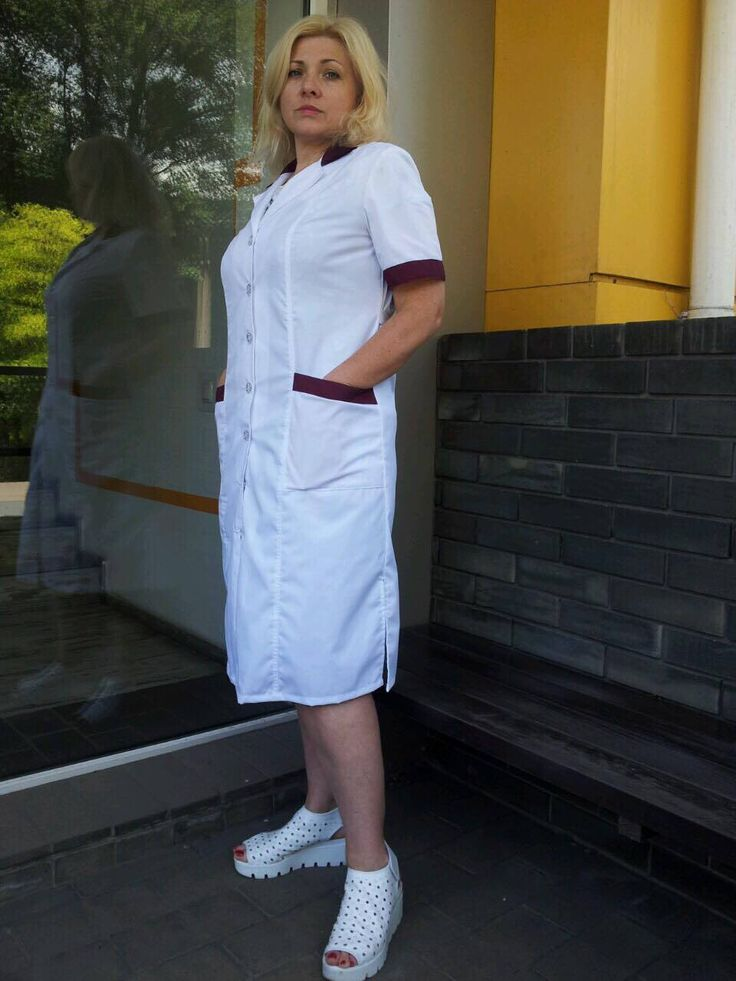 Hotel uniform, Medical uniform, Waitress Hotel Maid Nurse Hospital by MsHomeS on Etsy