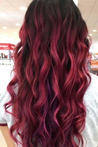 burgundy hair color pinterest cool 34 flirty burgundy hair ideas color pinterest hair and shades