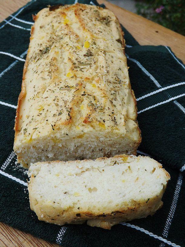 Pão de Mandioquinha sem glúten e vegano