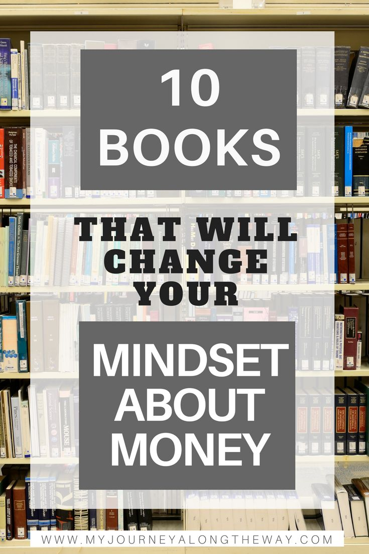Are you looking for some financial inspiration in your life? These 10 books will change your mindset about money. Need to get out of debt? Investment advice? Retirement planning? #personalfinance #books #money