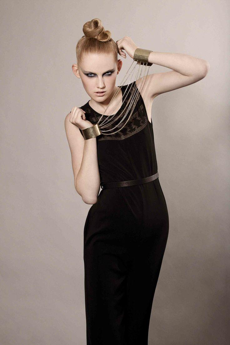 AOFM shoot Photo: Fabric Lachant Model: Klara Hair/Makeuo: Shlomi Ruimi